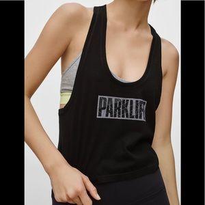 """NWOT """"Parklife"""" baseline Workout top"""